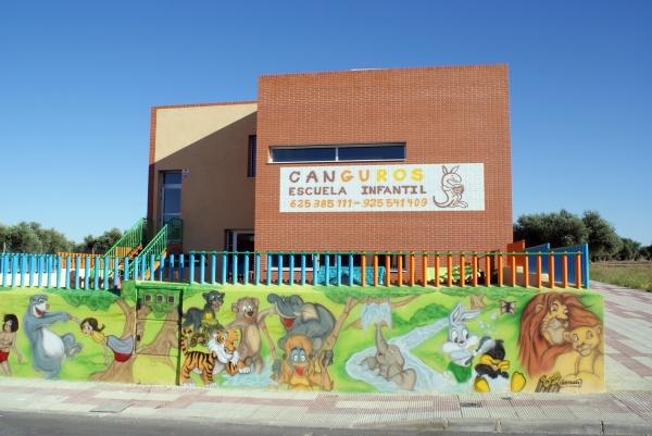 Centro de educación infantil Canguros
